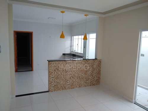 Casa, código 210 em Jaú, bairro Jardim Novo Horizonte