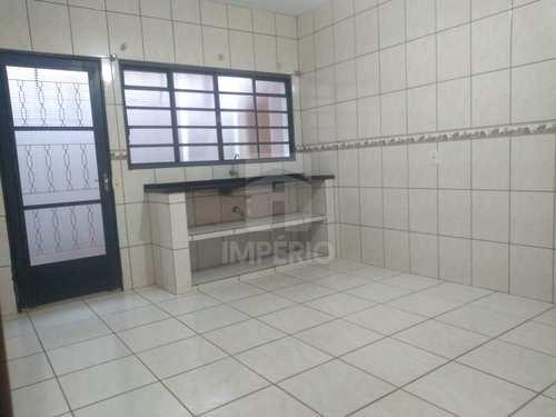 Casa, código 220 em Jaú, bairro Jardim Cila de Lúcio Bauab