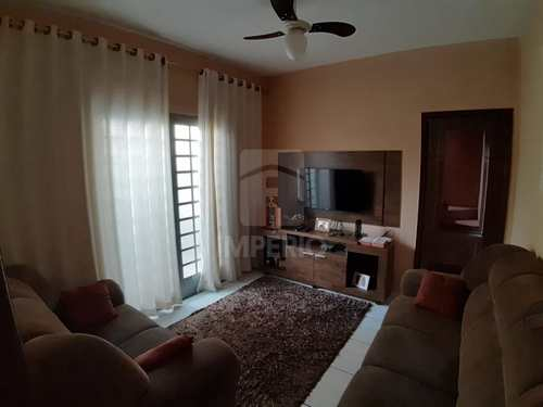 Casa, código 230 em Jaú, bairro Jardim Netinho Prado