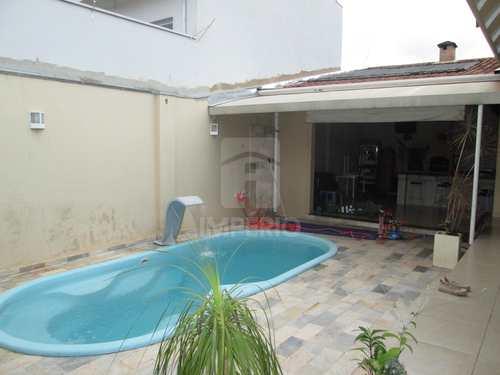 Casa, código 236 em Jaú, bairro Jardim Conde Pinhal I