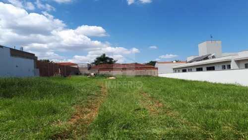 Terreno, código 246 em Jaú, bairro Parque Residencial Primavera II