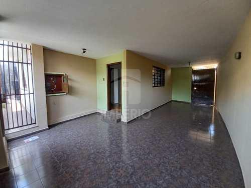 Casa, código 282 em Jaú, bairro Vila Sampaio Bueno