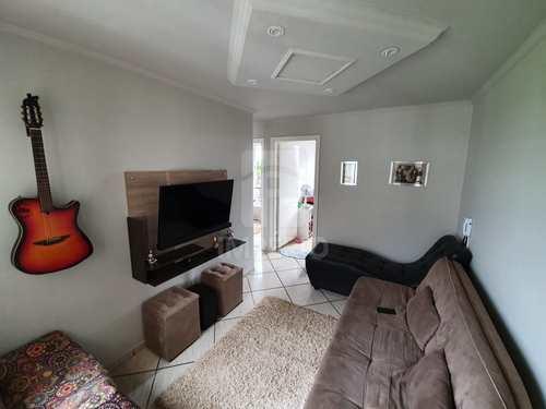 Apartamento, código 283 em Jaú, bairro Jardim América