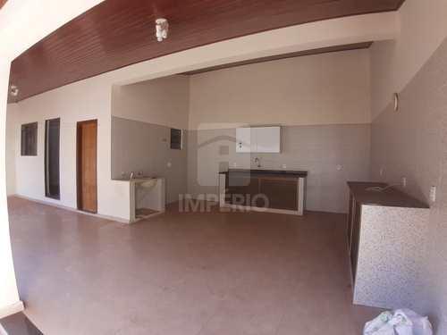 Casa, código 297 em Jaú, bairro Vila Vicente