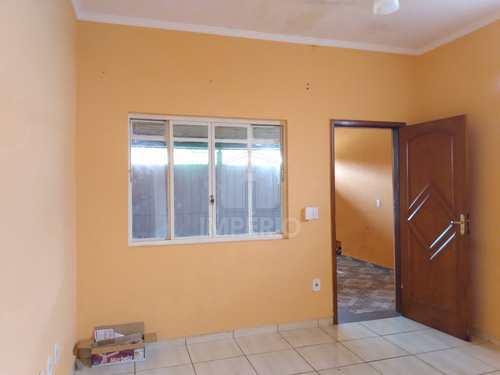 Casa, código 318 em Jaú, bairro Jardim Itamarati