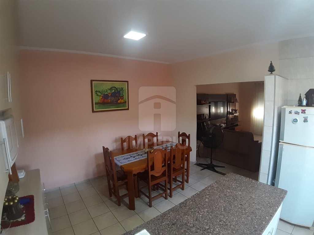Casa em Jaú, no bairro Jardim Planalto