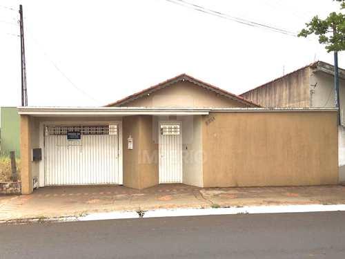 Casa, código 351 em Jaú, bairro Jardim Itamarati