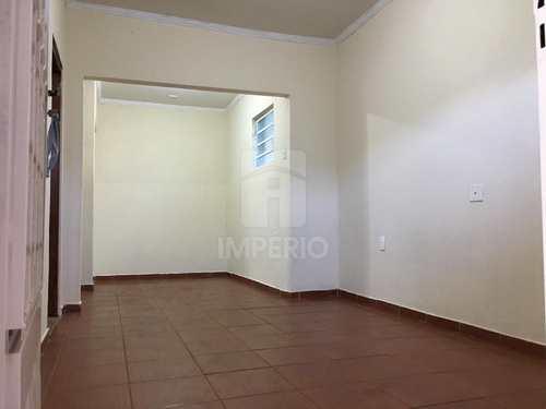 Casa, código 355 em Jaú, bairro Jardim Novo Horizonte