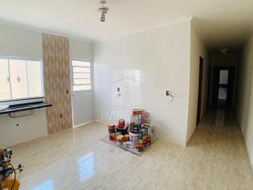Casa, código 358 em Jaú, bairro Jardim Ferreira Dias
