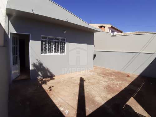 Casa, código 366 em Jaú, bairro Jardim Orlando Chesini Ometto II