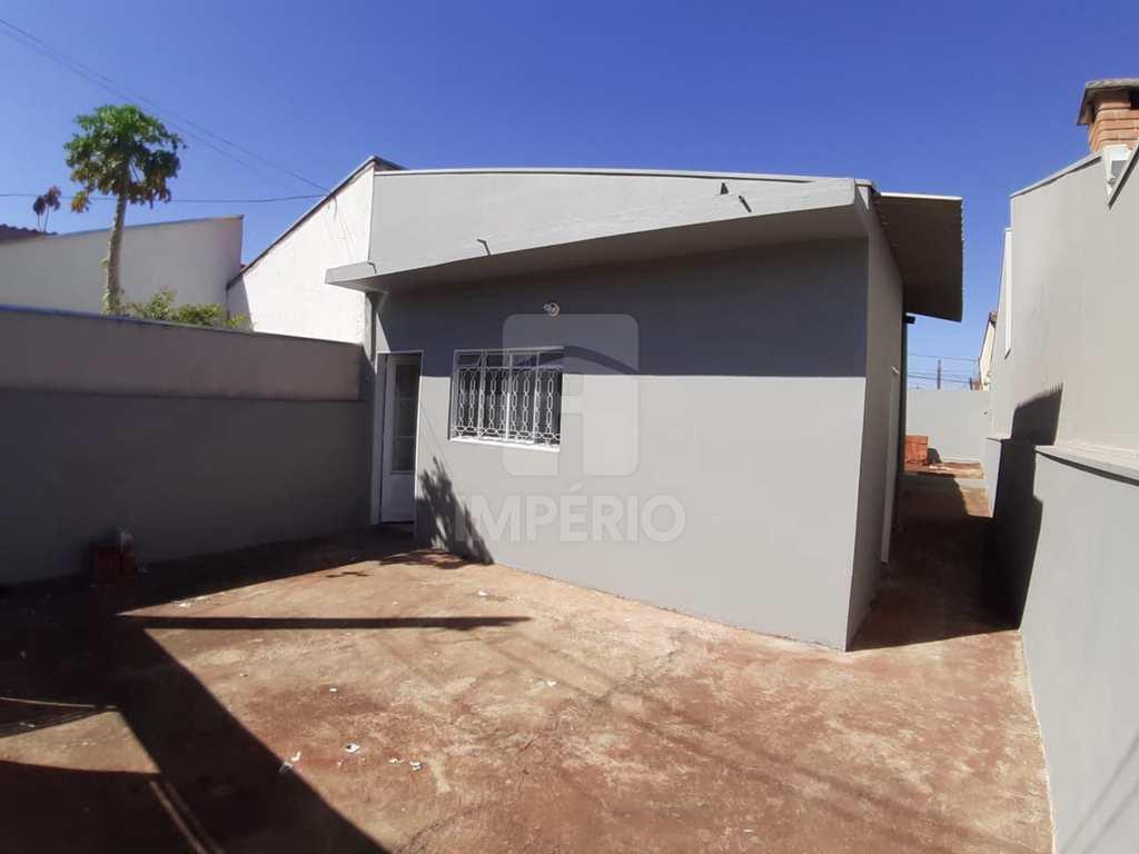 Casa em Jaú, no bairro Jardim Orlando Chesini Ometto II