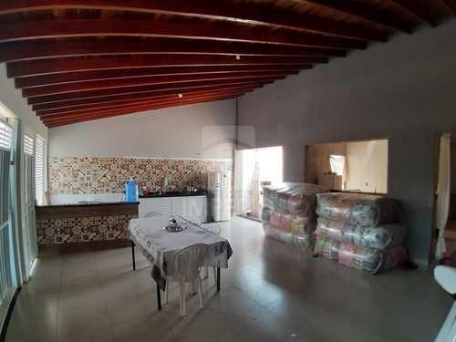 Casa, código 377 em Jaú, bairro Santo Antônio