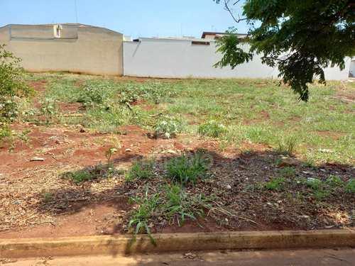 Terreno, código 394 em Jaú, bairro Jardim Campos Prado II