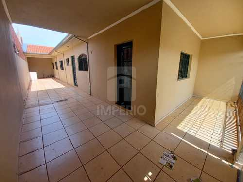 Casa, código 395 em Jaú, bairro Jardim Cila de Lúcio Bauab