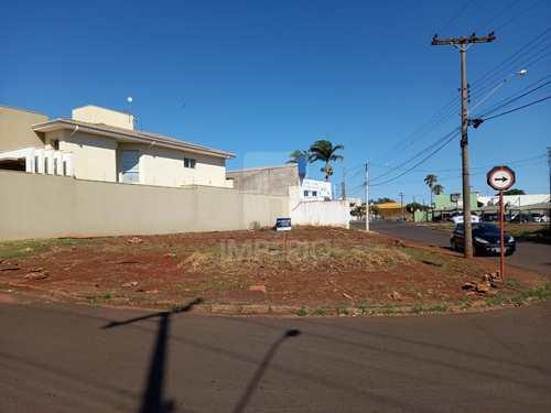 Terreno, código 415 em Jaú, bairro Jardim Maria Luiza I