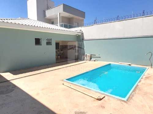 Casa, código 420 em Jaú, bairro Jardim Continental