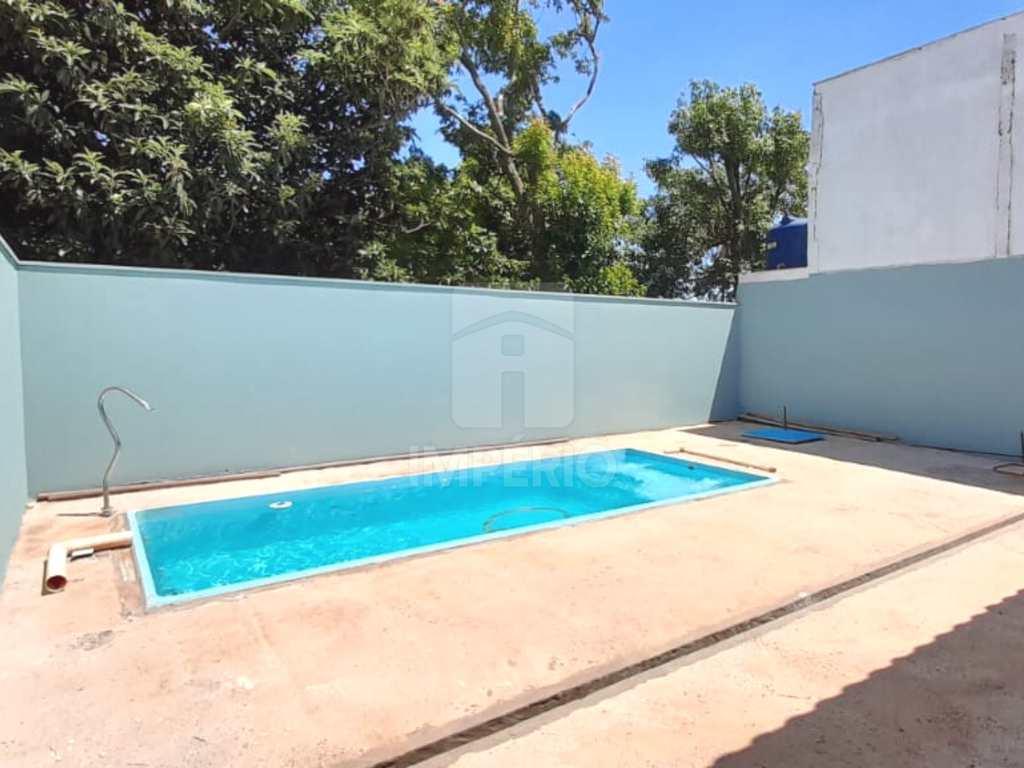 Casa em Jaú, no bairro Jardim Continental