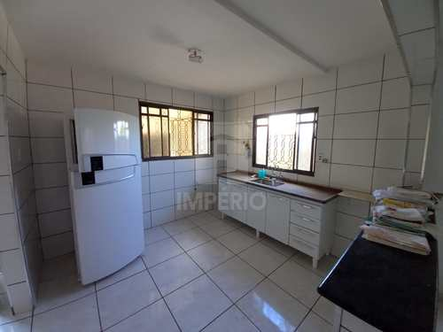 Casa, código 434 em Jaú, bairro Vila Industrial