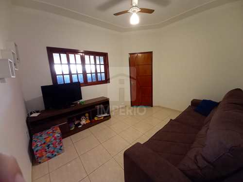 Casa, código 436 em Jaú, bairro Jardim Dona Emília