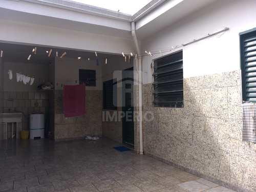 Casa, código 444 em Jaú, bairro Jardim Doutor Luciano