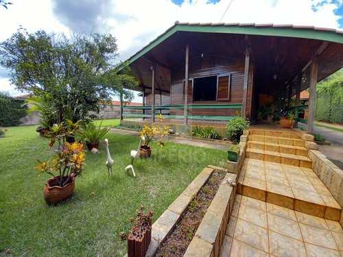 Casa, código 447 em Jaú, bairro Jardim Santa Rosa