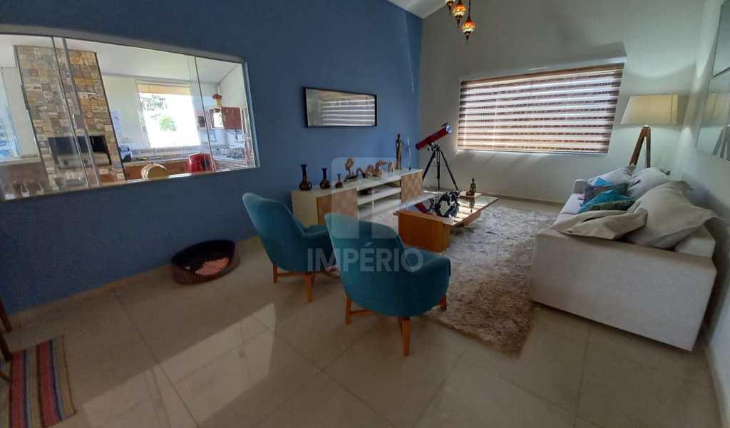 Casa em Jaú, bairro Parque Residencial Primavera II
