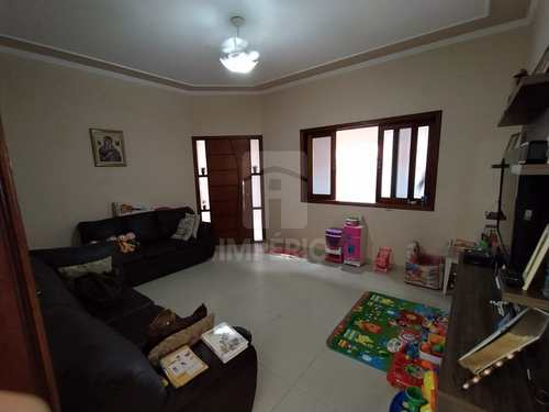 Casa, código 453 em Jaú, bairro Jardim Novo Horizonte