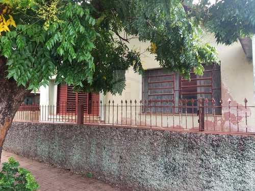 Casa, código 460 em Jaú, bairro Centro