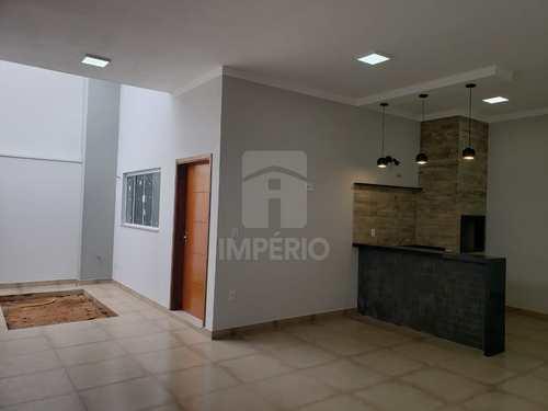 Casa, código 467 em Jaú, bairro Condomínio Residencial Taiúva