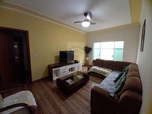 Casa, código 468 em Jaú, bairro Jardim Dona Emília