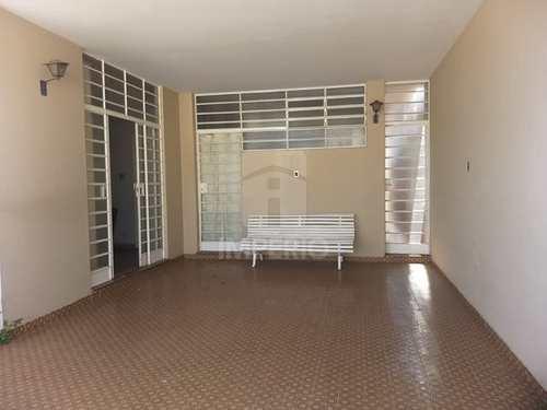 Casa, código 478 em Jaú, bairro Centro