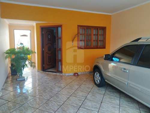Casa, código 482 em Jaú, bairro Jardim Novo Horizonte
