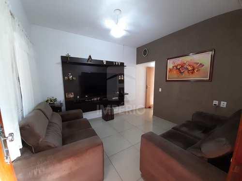 Casa, código 486 em Jaú, bairro Jardim Santa Rosa