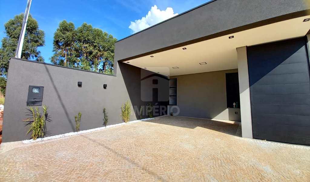 Casa em Jaú, bairro Condomínio Residencial Taiúva