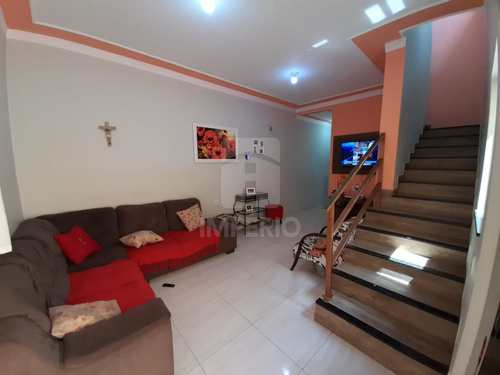 Casa, código 490 em Jaú, bairro Jardim Cila de Lúcio Bauab