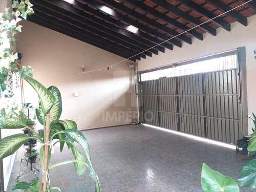 Casa, código 498 em Jaú, bairro Jardim Pires I