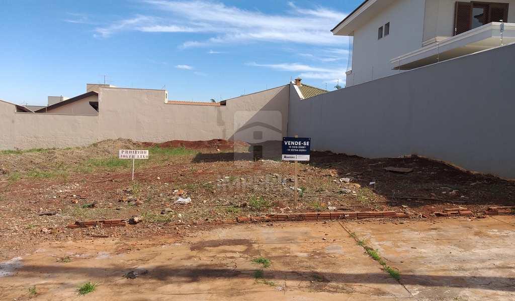 Terreno em Jaú, bairro Jardim Alvorada II
