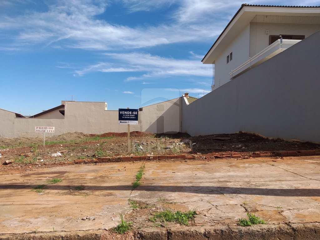 Terreno em Jaú, no bairro Jardim Alvorada II