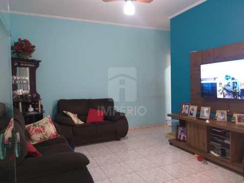 Casa, código 505 em Jaú, bairro Jardim Novo Horizonte