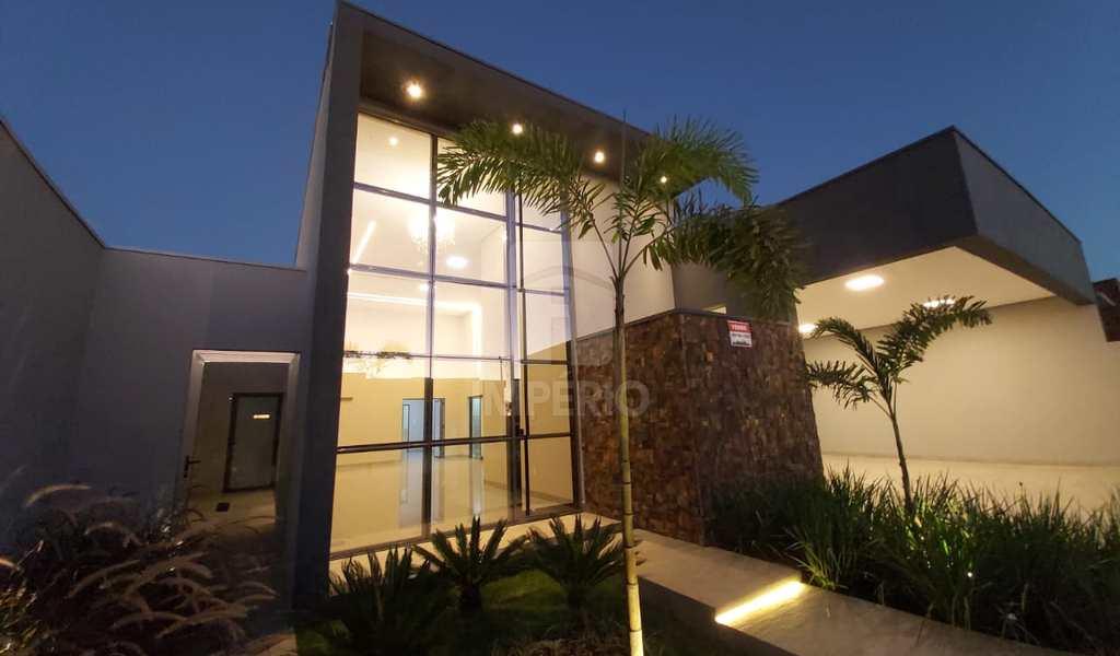 Casa em Jaú, bairro Condomínio Residencial Manacás