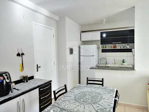 Apartamento, código 550 em Jaú, bairro Jardim Olímpia