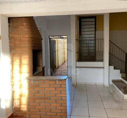 Casa, código 552 em Jaú, bairro Centro