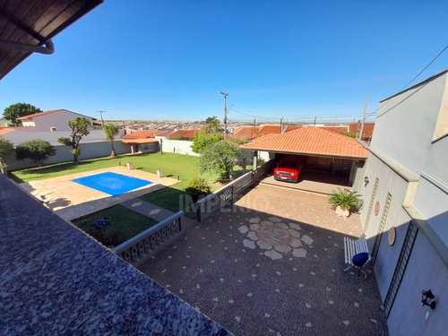 Casa, código 569 em Jaú, bairro Jardim Novo Horizonte