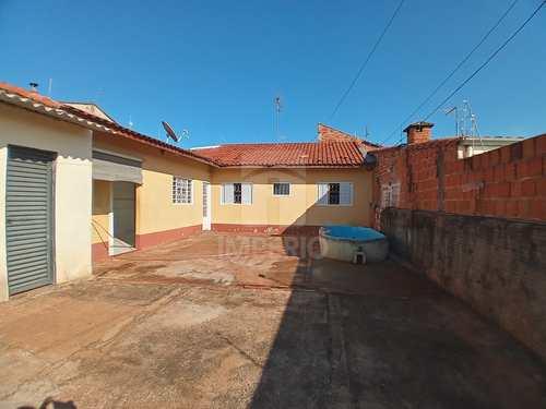 Casa, código 571 em Jaú, bairro Jardim João Ballan II