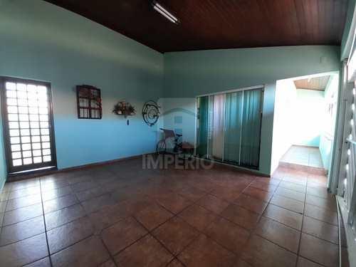 Casa, código 578 em Jaú, bairro Jardim Ferreira Dias