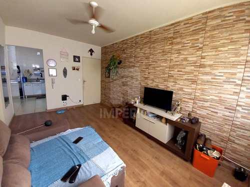 Apartamento, código 603 em Jaú, bairro Jardim Vila Maria