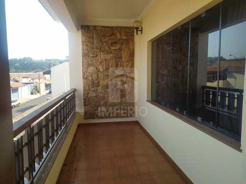 Casa, código 610 em Jaú, bairro Jardim São Francisco