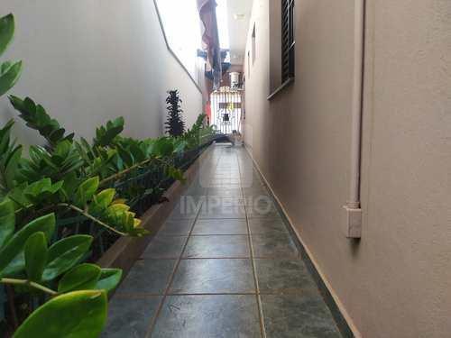 Casa, código 633 em Jaú, bairro Vila Nova Jaú
