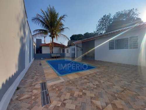 Casa, código 635 em Jaú, bairro Jardim América