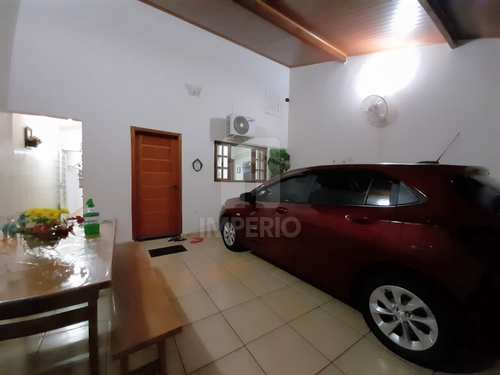 Casa, código 642 em Jaú, bairro Jardim Dona Emília